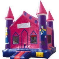 Girls Princess Castle