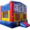 Mickey and Minnie Themed Bounce House