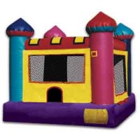 Mini Castle Jumpers