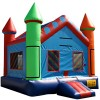 Multicolor Bounce House