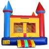 Multicolored Castle Bouncer
