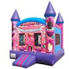 Pretty Pink Castle Rental