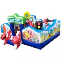 Toddler Sesame Street Learning Town