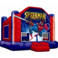 Spiderman Bouncy House