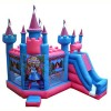 Sweet Princess Bounce House Combo