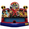 The Incredibles Bounce House