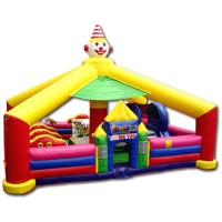 Toddler Big Top Bouncer